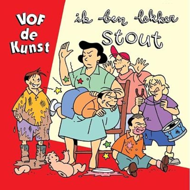 IK BEN LEKKER STOUT Audio CD, VOF DE KUNST, CD