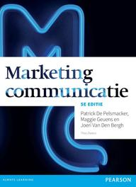 Marketingcommunicatie Van den Bergh, Joeri, Paperback