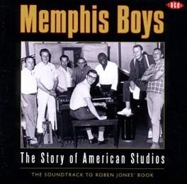 MEMPHIS BOYS * THE STORY OF AMERICAN STUDIOS * V/A, CD