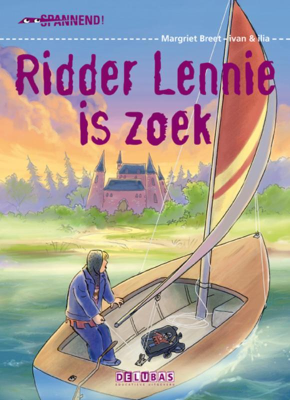 Ridder Lennie is zoek Margriet Breet, Hardcover