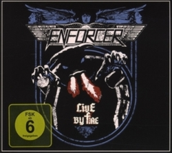 Enforcer - Live By Fire, (DVD)