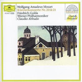 KLAVIERKONZERTE NO.20&21 GULDA/WP/ABBADO Audio CD, W.A. MOZART, CD