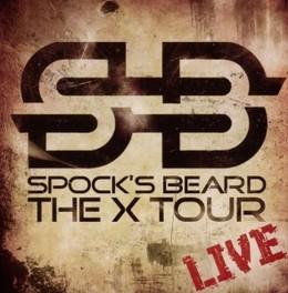 X TOUR LIVE SPOCK'S BEARD, CD