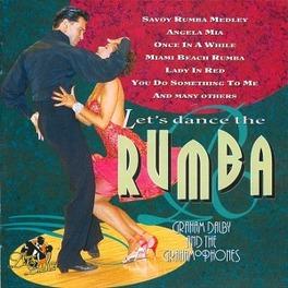 LET'S DANCE THE RUMBA Audio CD, DALBY, GRAHAM -GRAHAMOPHO, CD