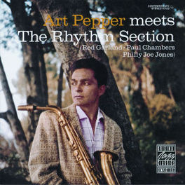 MEETS THE RHYTHM SECTION Audio CD, ART PEPPER, CD
