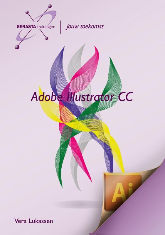 Adobe illustrator CC Creative Cloud, Vera Lukassen, Paperback