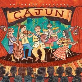 CAJUN - NEW VERSION PUTUMAYO PRESENTS V/A, CD