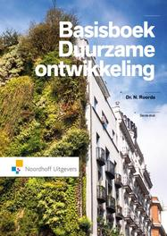 Basisboek duurzame ontwikkeling Niko Roorda, Hardcover
