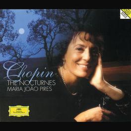 NOCTURNES W/MARIA JOAO PIRES Audio CD, F. CHOPIN, CD