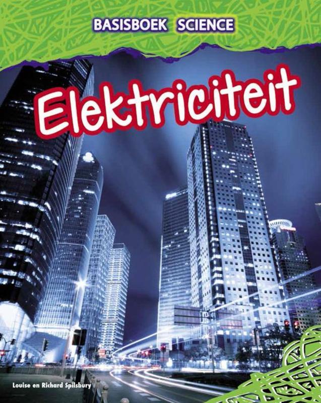 Elektriciteit Spilsbury, Richard, Hardcover