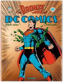 Bronze Age of DC Comics Paul Levitz, Hardcover