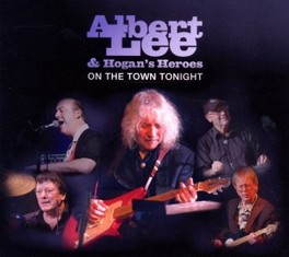 ON THE TOWN TONIGHT W/ HOGAN'S HEROES ALBERT LEE, CD