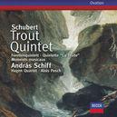 TROUT QUINTET/MOMENTS MUS ...MUSICAUX/W/HAGEN QUARTETT, SCHIFF