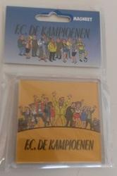 F.C. De Kampioenen - Magneet geel