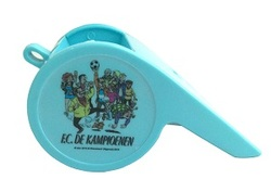 F.C. De Kampioenen - Smartphone holder (Fluitje)