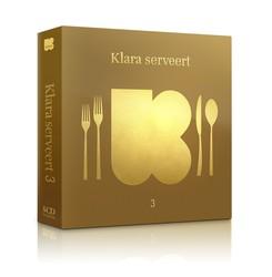 KLARA SERVEERT 3 BACH/MOZART/PAREDES/SCHUBERT/CHESTNUT/PIERANUNZI/MANCIN