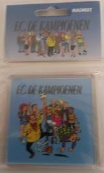 F.C. De Kampioenen - Magneet blauw