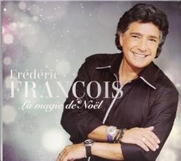 LA MAGIE DE NOEL FREDERIC FRANCOIS, CD