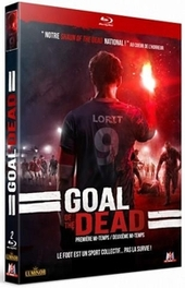 GOAL OF THE DEAD BY THIERRY POIRAUD/BENJAMIN ROCHER MOVIE, Blu-Ray