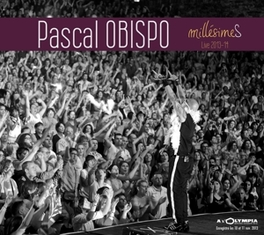 MILLESIMES (LIVE 2013-14) CD+DVD PASCAL OBISPO, CD