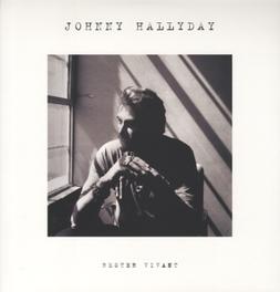 RESTER VIVANT JOHNNY HALLYDAY, Vinyl LP