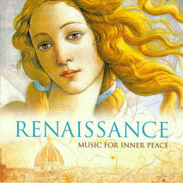 RENAISSANCE -MUSIC FOR.. .. INNER PEACE // HARRY CHRISTOPHERS/THE SIXTEEN V/A, CD