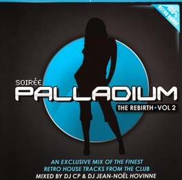 SOIREE PALLADIUM THE REBIRTH VOL.2 V/A, CD