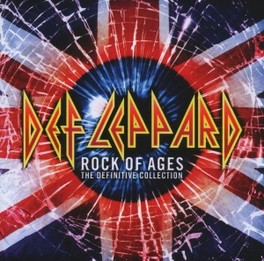 ROCK OF AGES: DEFINITIVE .. COLLECTION DEF LEPPARD, CD