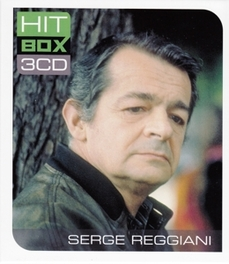 HIT BOX SERGE REGGIANI, CD