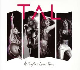 A L'INFINI.. -CD+DVD- .. L'INFINI/TOUR LIVE TAL, CD