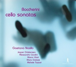 CELLO SONATAS GAETANO NASILLO L. BOCCHERINI, CD