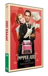 POPULAIRE FRENCH VERSION/PAL/REGION 2//W/ROMAIN DURIS MOVIE, DVD