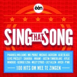 SING THAT SONG V/A, CD