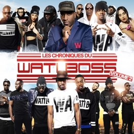 LES CHRONIQUES DU WATI..2 .. BOSS V/A, CD