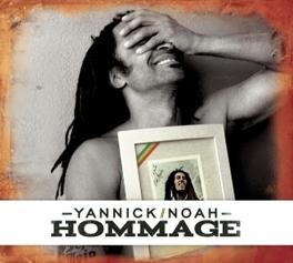 HOMMAGE TRIBUTE TO BOB MARLEY YANNICK NOAH, CD