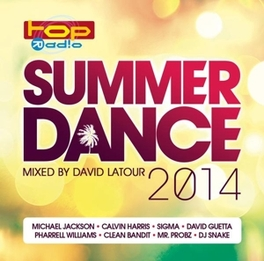 SUMMER DANCE 2014 V/A, CD