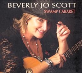 SWAMP CABARET BEVERLY JO SCOTT, CD