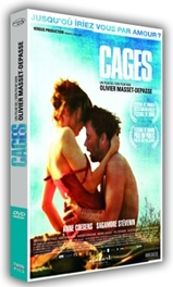 CAGES PAL/REGION 2 // FRENCH VERSION DVD, MOVIE, DVD