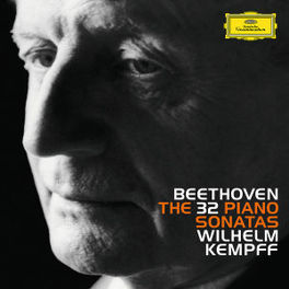 32 PIANO SONATAS WILHELM KEMPFF Audio CD, L. VAN BEETHOVEN, CD