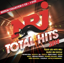 NRJ TOTAL HITS 2014 V/A, CD