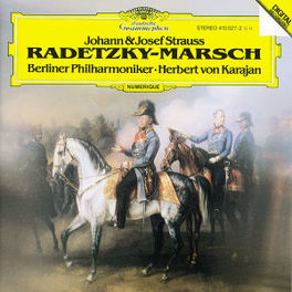 RADETZKY MARSCH ETC. WP/MAAZEL Audio CD, J. STRAUSS, CD