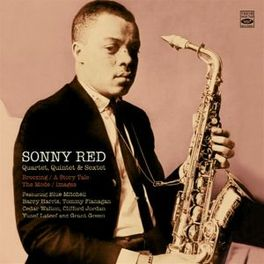 QUARTET, QUINTET & SEXTET 4LPS ON 2CDS SONNY RED, CD