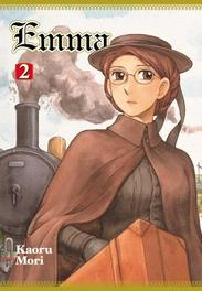 Emma 2 Kaoru Mori, Hardcover