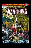 Conway, G: Man-thing: The...