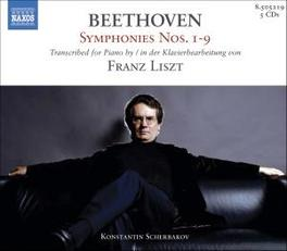 SYMPHONIES *BOX* LISZT/BEETHOVEN, CD