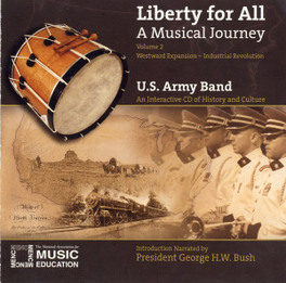 LIBERTY FOR ALL U.S. ARMY BAND, CD