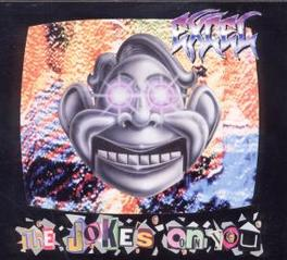 JOKE'S ON YOU INCL. 5 BONUSTRACKS, IN SLIPCASE Audio CD, EXCEL, CD