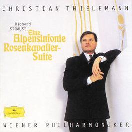 EINE ALPENSINFONIE W/WIENER PHILHARMONIKER, CHRISTIAN THIELEMANN Audio CD, R. STRAUSS, CD