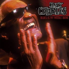 BLUES IS MY MIDDLE NAME Audio CD, RAY CHARLES, CD