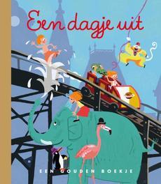 Een dagje uit PETER SMIT // GOUDEN BOEKJES SERIE Gouden Boekjes, KINDERBOEKEN, onb.uitv.